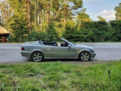 begagnad Mercedes CLK200 CLK 200KOMPRESSOR