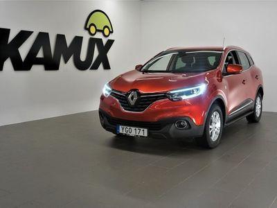 begagnad Renault Kadjar 1.6 dCi 4WD En Svensk Klassiker 130hk