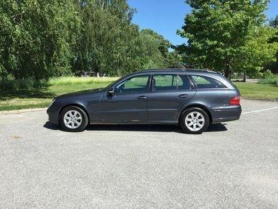 begagnad Mercedes E280 CDI 4MATIC