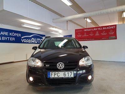 begagnad VW Golf 5-dörrar 1.4 TSI 170hk