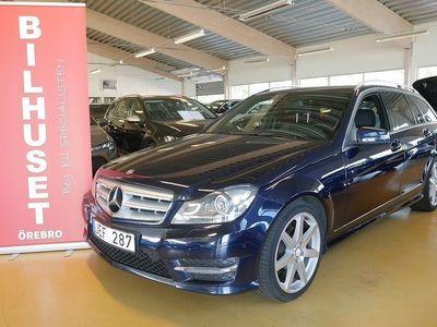 begagnad Mercedes 180 Benz C T 7G-Tronic Avantgarde AMG Sport 2013, Personbil 159 000 kr
