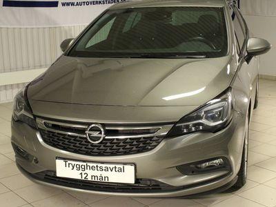 begagnad Opel Astra 5d 1,4T 150hk Dynamic