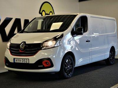 begagnad Renault Trafic Skåpbil 1.6 dCi Manuell. . 2019 2019, Transportbil 229 800 kr