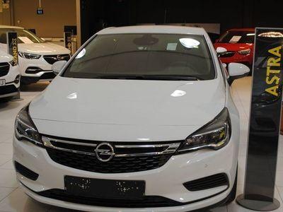 begagnad Opel Astra Enjoy 150 hk Automat