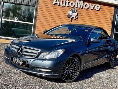begagnad Mercedes E220 / E-KlasseCDI BlueEfficiency Avantgarde