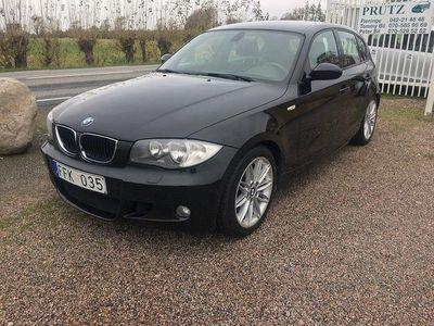 begagnad BMW 120 d 5-door M Sport, Advantage 177hk -08