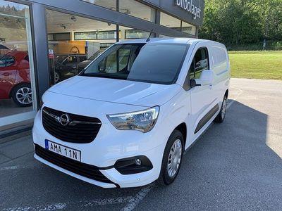 begagnad Opel Combo L2 Premium 130hk AT8 1765:-/mån