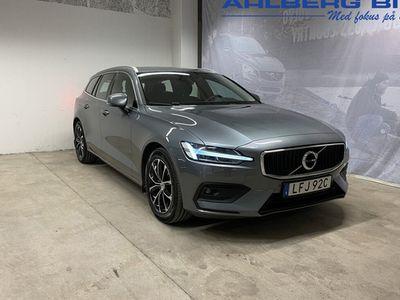 begagnad Volvo V60 D3 Momentum Advanced Edition, ader, On Call, Lastpaket, Parkeringssensor Fram Bak Kamera, Navigation 2020, Kombi Pris 314 500 kr