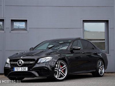 begagnad Mercedes S63 AMG AMG E612hk 4MATIC+ Exklus