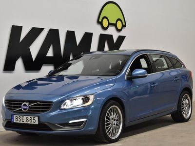 begagnad Volvo V60 D4 AWD Geartronic momentum 181hk