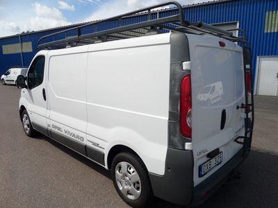 begagnad Opel Vivaro 2,0 CDTI