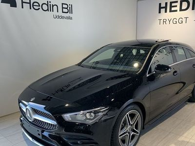 begagnad Mercedes CLA200 d Shooting Brake//SE-edition//AMG-line//Panorama
