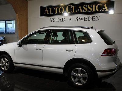 begagnad VW Touareg 3.0 TDI4Motion Panorama Euro 6 204hk