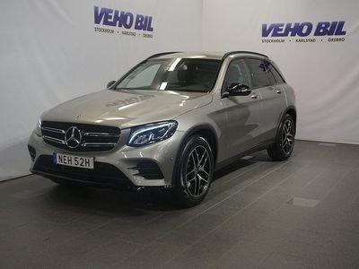 begagnad Mercedes 250 GLC-Klass4MATIC Aut AMG Line-Night Package-Värmare