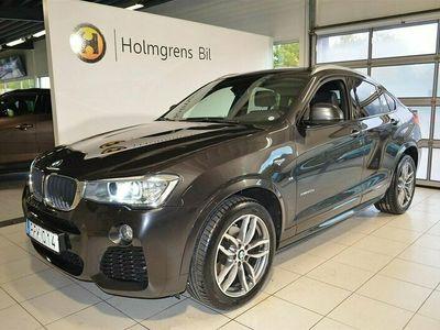 begagnad BMW X4 xDrive20d M Sport, Automat, Navigation