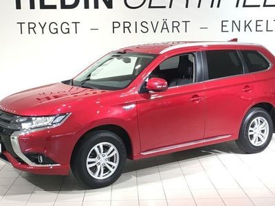 used Mitsubishi Outlander PHEV CITY Laddhybrid