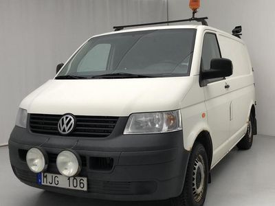 begagnad VW Transporter T5 2.5 TDI