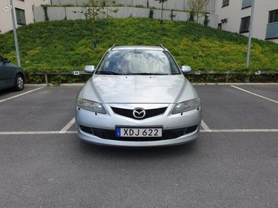 used Mazda 6 Besiktad Skattad Servad -06