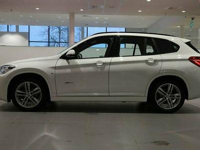 begagnad BMW X1 xDrive18d Automat M Sport Drag Euro 6