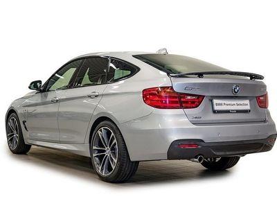 begagnad BMW 320 Gran Turismo d GT xDrive M-Sport Nav HIFI