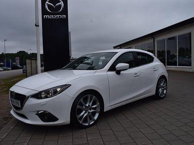 begagnad Mazda 3 2.0 5dr (120hk)