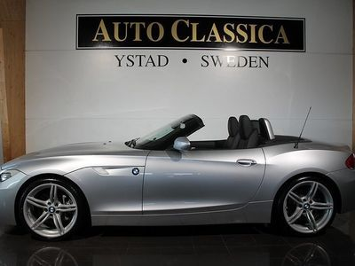 begagnad BMW Z4 sDrive35is DCT 340hk M-Sport