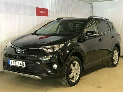 begagnad Toyota RAV4 Hybrid E-FOUR 2.5 AWD Executive