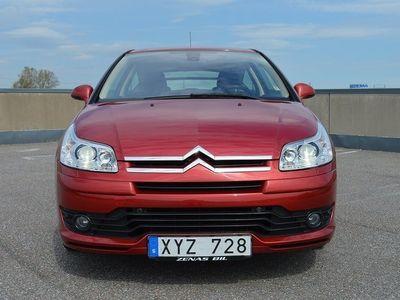 brugt Citroën C4 Coupe 2.0 140hk