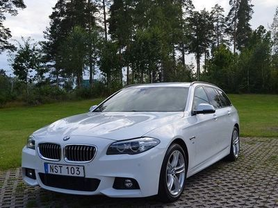 begagnad BMW 520 d xDrive Touring Steptronic M-Sport E -17