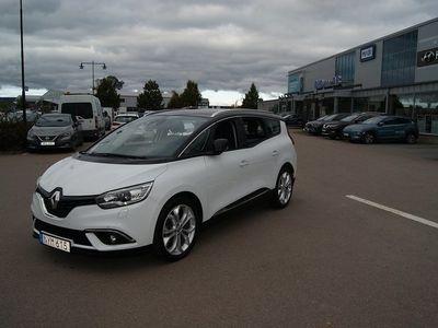 begagnad Renault Grand Scénic 1.5 dCi 7-sits 110hk