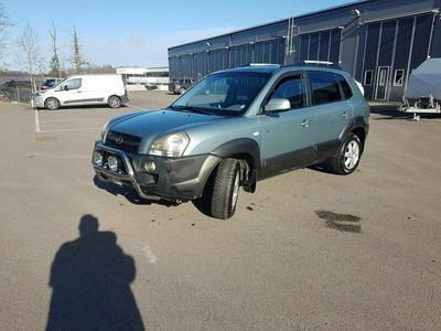 begagnad Hyundai Tucson 2.7 V6