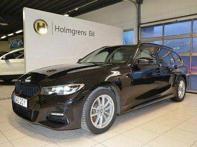 begagnad BMW 320 d xDrive Touring M Sport Navi Värmare Drag Backkamera HiFi