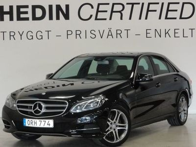 begagnad Mercedes 220 - Benz E - KlassCDI Aut - 7G Dragkrok Navigation