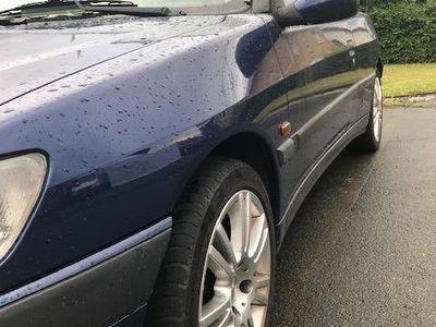 "begagnad Peugeot 306 Cabriolet ""Saint Tropez"" modell"