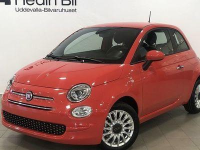 begagnad Fiat 500 1.0 70HK BSG SERIE8 MY20