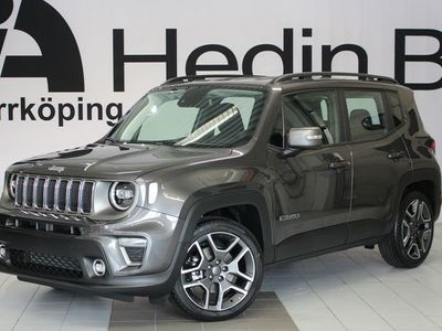 begagnad Jeep Renegade 1.0 120HK LIMITED FWD MTX -19