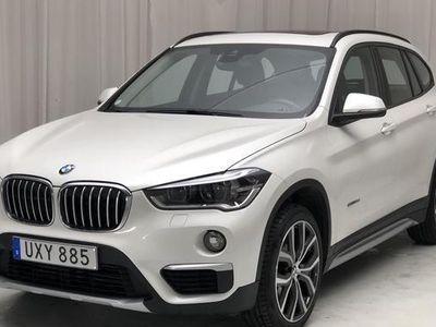 begagnad BMW 220 X1 sDrive18d, F48 2016, SUV000 kr