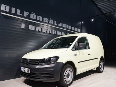 begagnad VW Caddy 2.0 TDI 4Motion Comfort 122h -16