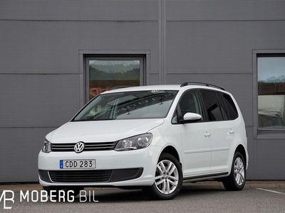 begagnad VW Touran 1.4 TGI 150hk Aut Webasto