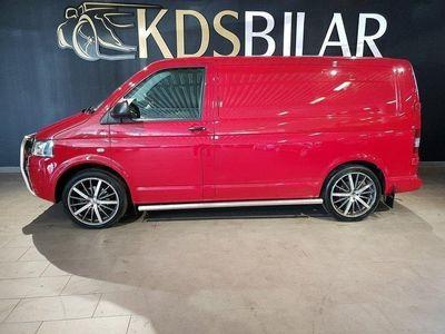 begagnad VW Transporter 2.0 TDI 140hk AUT Värmare