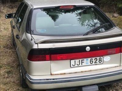 used Saab 9000 csc turbo -97