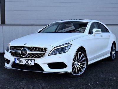 begagnad Mercedes CLS350 BlueTEC Designo, AMG