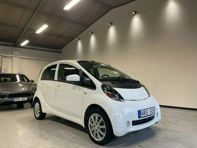 begagnad Mitsubishi i-MiEV ELBIL ,16 kWh, Aut, AC Euro 6