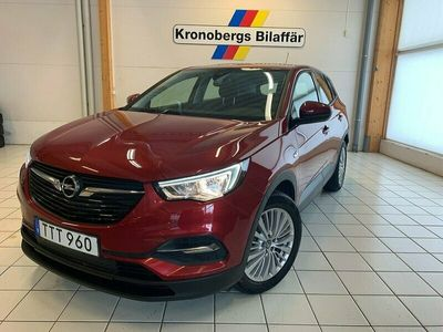 begagnad Opel Grandland X 1.2 T Enjoy Plus 130hk Manuell