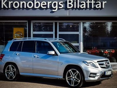 begagnad Mercedes 220 GLK BenzCDI AMG 4MATIC 7G-Tronic Plus 2014, SUV 199 900 kr