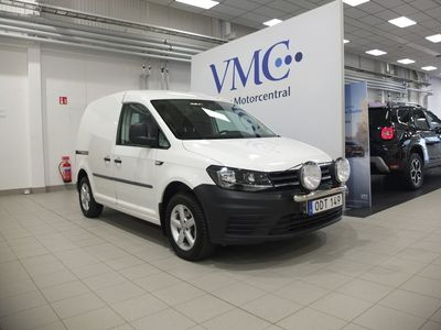 begagnad VW Caddy Panel Van Skåp