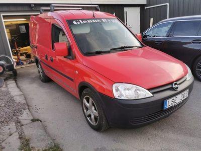 begagnad Opel Combo 1.3cdti bes&skatt