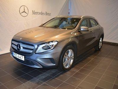 begagnad Mercedes 220 Gla-klass4MATIC 7G-DCT Euro 6 177hk