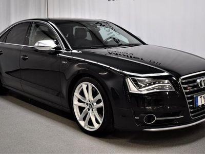 begagnad Audi S8 4.0 Quattro/Sv-såld/Kolfiber/ All utr