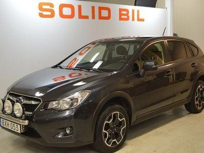 begagnad Subaru XV 2.0/4WD/DRAD/BACKKAMERA/EURO6